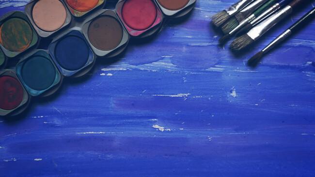 Malerei Kunst Farben Symbolbild