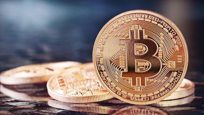 Symbolbild Bitcoin shutterstock