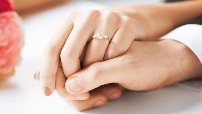 Hochzeit Symbolbild