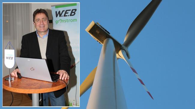 Windenergie Dumeier