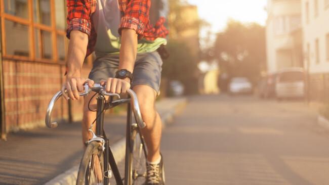 Fahrrad Symbolbild