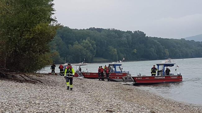 Bundesheer-Boot gekentert
