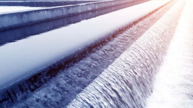 Kläranlage Abwasser Symbolbild
