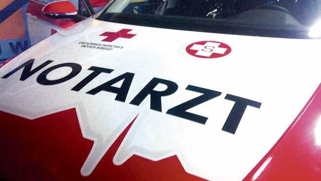 Notarzt Rettung Dominik Meierhofer Symbolbild