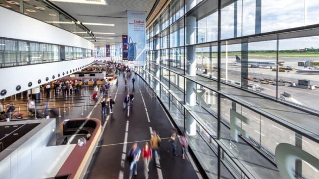 Symbolbild Flughafen Wien
