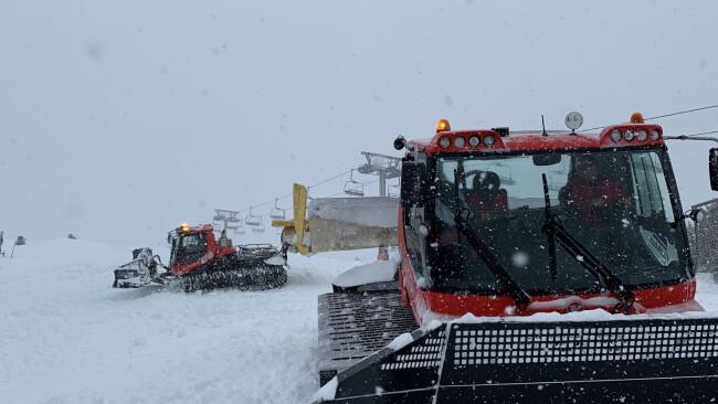 Los geht´s: Der Skiwinter startet am Hochkar