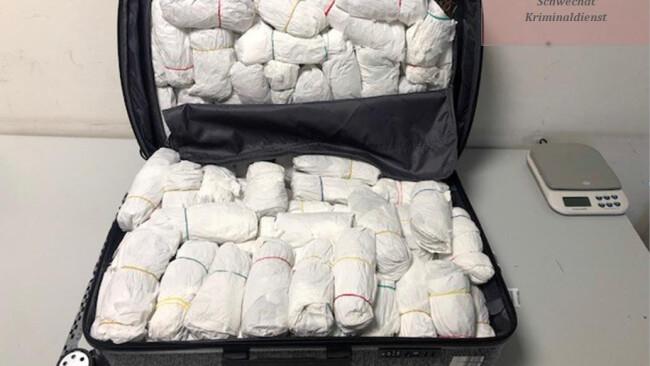 Zwei Passagiere mit 86 Kilogramm KHAT – Schwechat