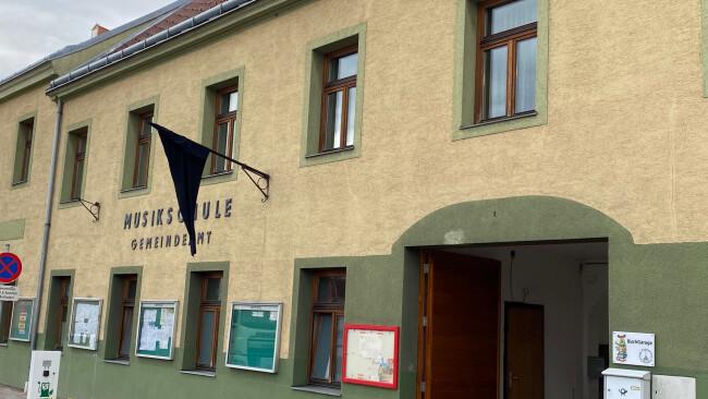 Altes Amtshaus in Unterwaltersdorf