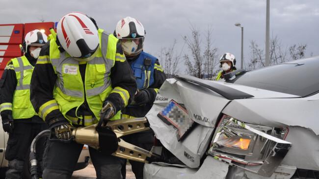 WG: Totalsperre der A2 nach schwerem Verkehrsunfall!