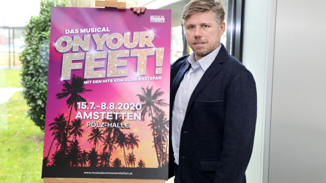 On Your Feet - Prassl