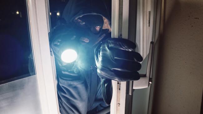 Einbruch Einbrecher Dieb Diebstahl Symbolbild