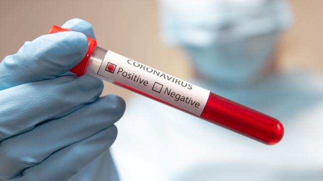 Coronavirus Corona Schutzmaske Symbolbild