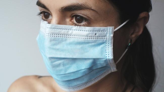 Maske Coronavirus Symbolbild