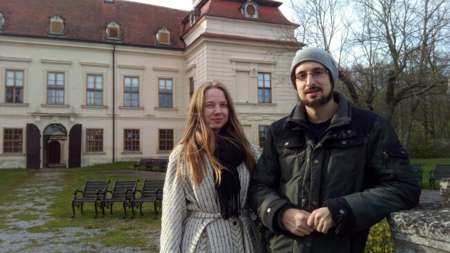 Hardegg Schloss Riegersburg heißt jetzt Ruegers Junger Schlossherr will alte Krusten aufbrechen
