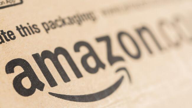 Symbolbild Amazon Lieferservice Onlineshop