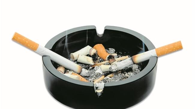 Rauchen Zigaretten Symbolbild