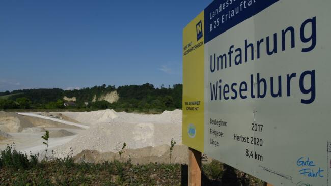 Umfahrung Wieselburg Symbolbild