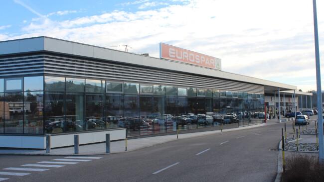 Mostviertler Einkaufszentrum (MEZ) in Hausmening verdoppelt Verkaufsfläche