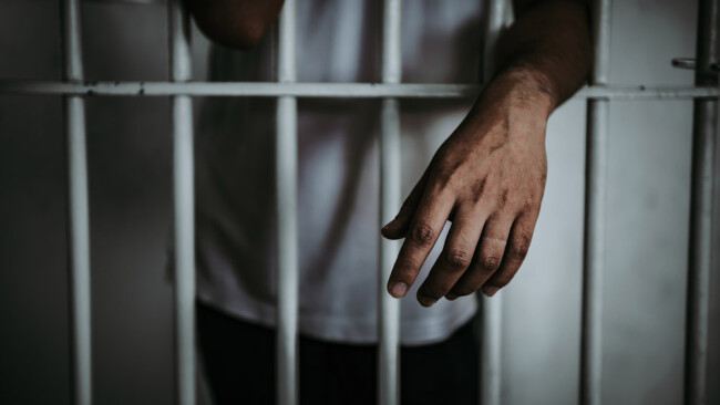 Haft Gefängnis U-Haft Haftstrafe Symbolbild