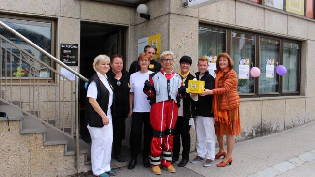 Hilfswerk Niederösterreich Tag der offenen Tür