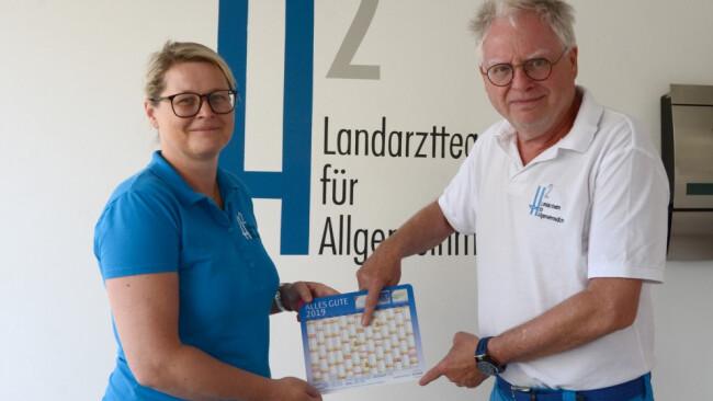 Martina Heschl und Rudolf Heschl