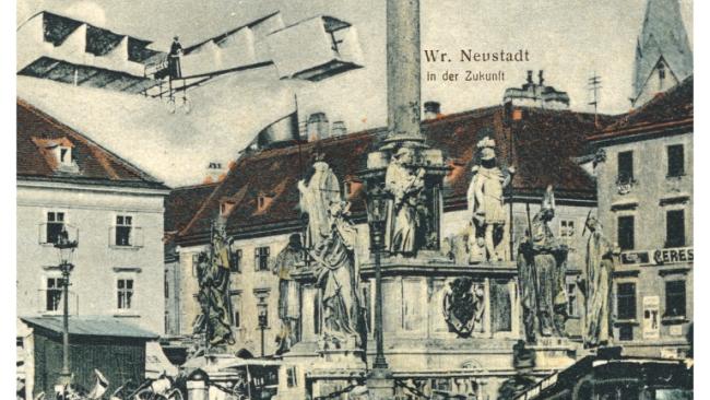 Kopie von NÖN Edition Geschichte - Unterwegs
