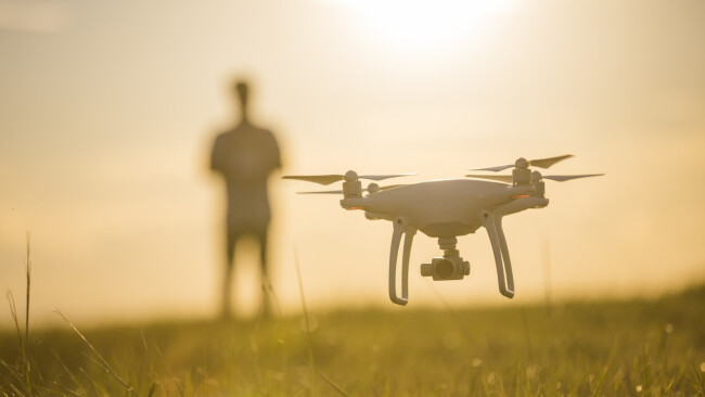Drohne Symbolbild