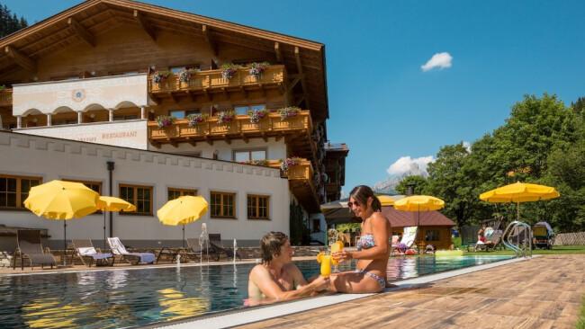 Filzmoos-Pressereise Österreich-Urlaub - Alpenhof Walchhofer: Ein Hotel fast für uns allein