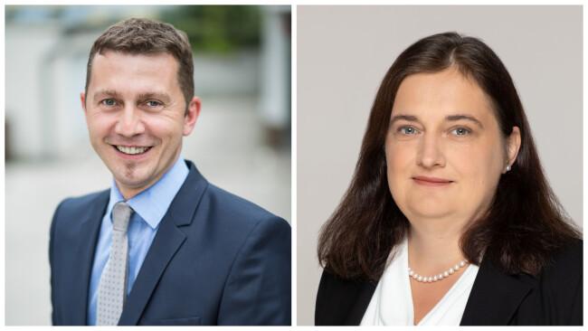 Schalhas Leopold und Kerstin Koren
