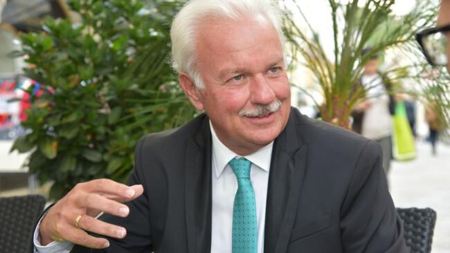 Kurt Staska ÖVP Baden Bürgermeister