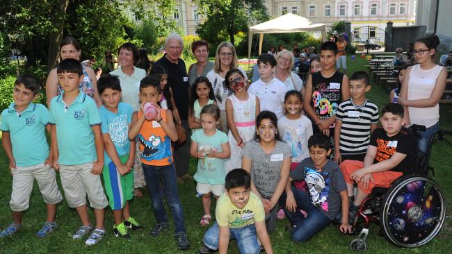 Amstettner Pfarre ermöglichte 50 Kindern Lernpatenschaften