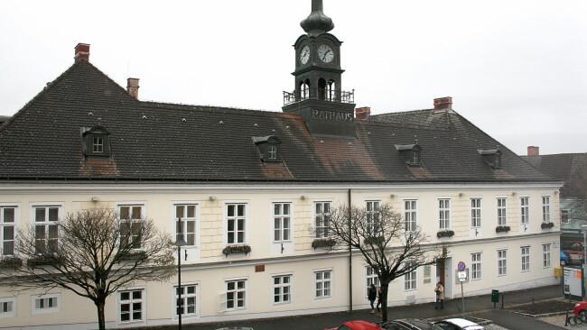 Rathaus Hollabrunn Symbolbild