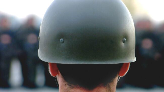 Soldat Rekrut Bundesheer Heer Symbolbild