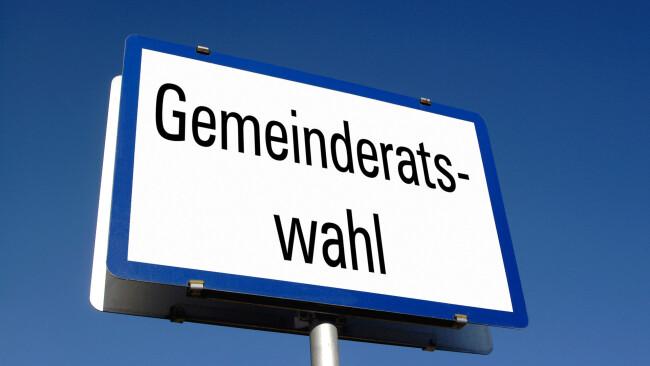 Gemeinderatswahl Kommunalwahl Bürgermeisterwahl Wahl Wahlen Symbolbild