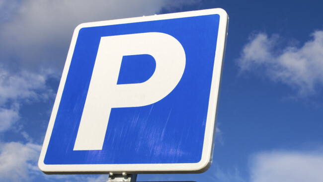 Parken Parkplatz Symbolbild