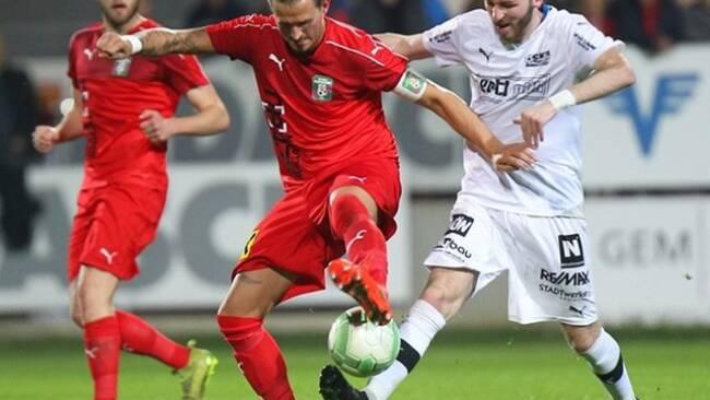 SKU Amstetten 1. Cup-Runde Aus in Deutschlandsberg