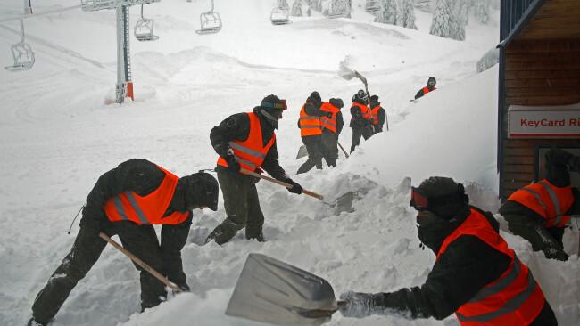 Knapp 300 Einsatzkräfte am Berg Hochkar