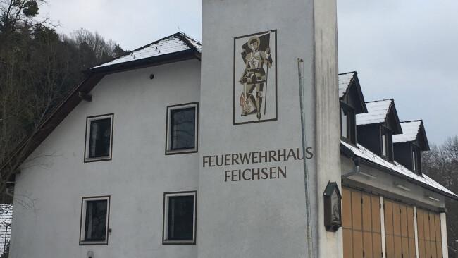 Feuerwehrhaus Feichsen FF Feichsen