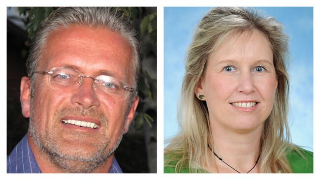 Harald Nikitscher und Sabine Nolte