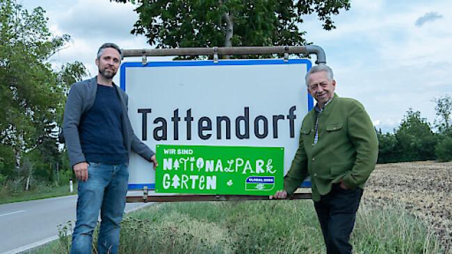 Tattendorf wird erste Nationalpark Garten Gemeinde