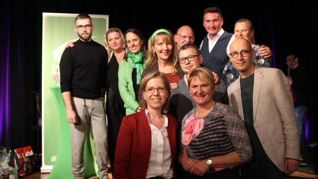 Wahlkampfauftakt Grüne Baden Klimaschutz bleibt zentral
