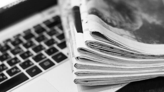 Journalismus Symbolbild