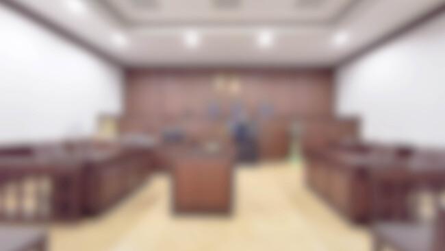 Gericht Prozess Hintergrund Symbolbild