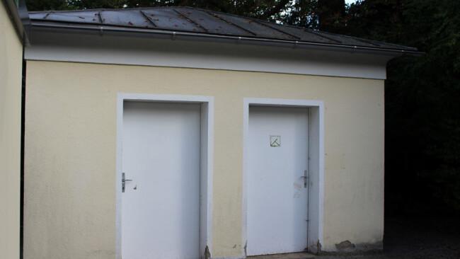 WC-Anlage Doblhoffpark