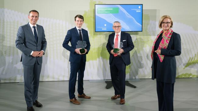 Wissenschaftspreise des Landes NÖ wurden überreicht Mikl-Leitner: