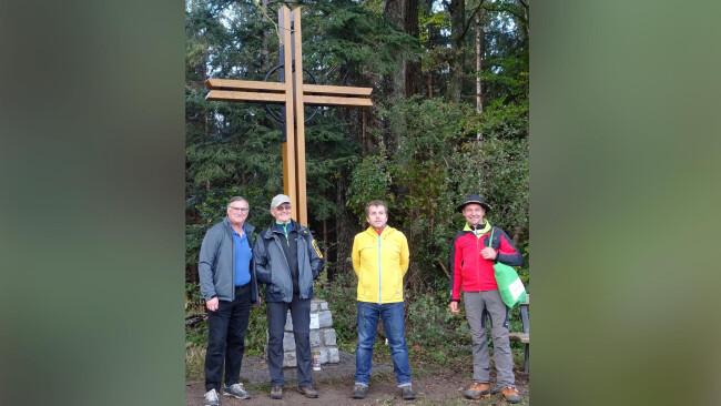 Stockerkogel_Gipfelkreuz