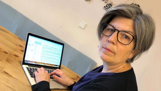Eva Hottenroth aus Scheibbs