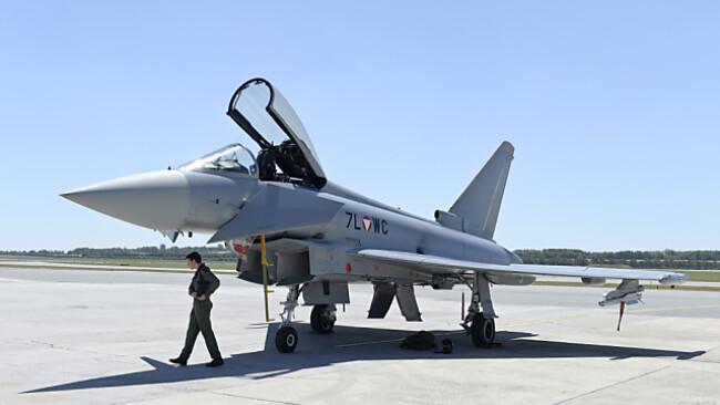 Wortgefechte statt Aufklärung in der Causa Eurofighter