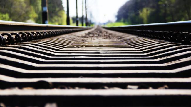 Bahn Zug Gleis Gleise Gleisanlagen Symbolbild ÖBB