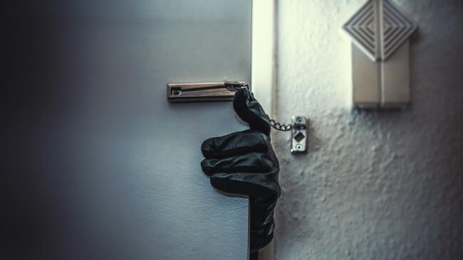 Einbrecher Einbruch Symbolbild